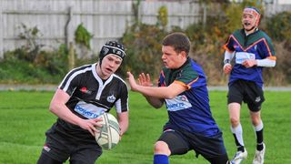 Ards U19's-v-Lisburn, 27/10/2012