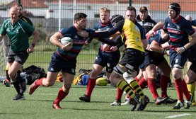 Westoe Defence Holds Firm