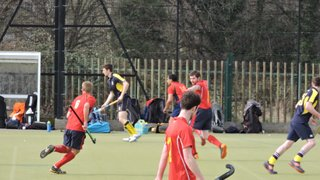 Men's 1s vs Eastbourne