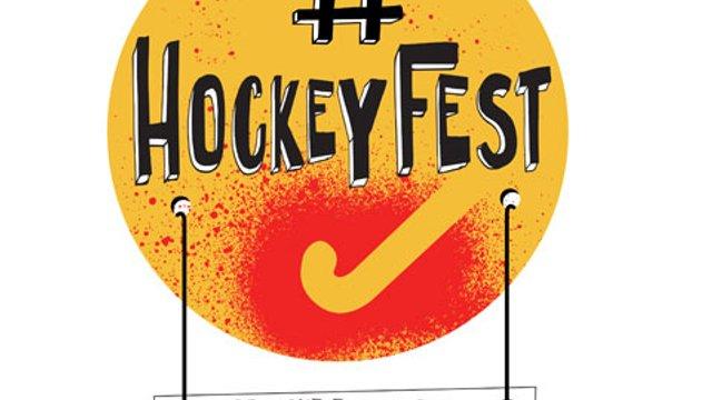 HockeyFest - Sunday 8th September