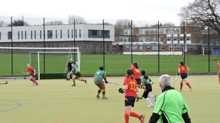 Ladies 1s v Redbridge & Ilford