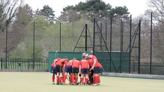 Mens 3s v New Beccs