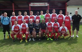Next Up For The Heath - Cribbs at Home Sat 17th Aug
