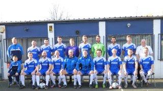 1st Team squad December 2014