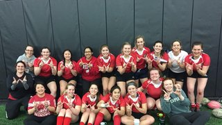 Women's Rugby take on their first spring season tournament