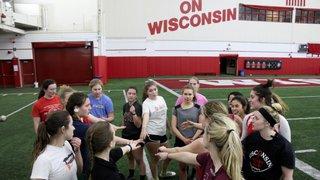 Women's and Men's Team Practice 3/5