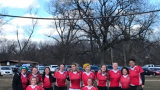 Women's Rugby Take All at Whiskey 10's