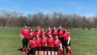 Women's Team Returns to Chicago