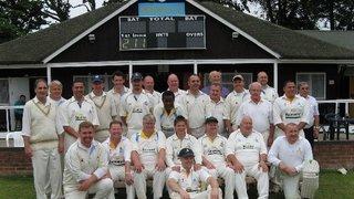 Egham Centenary match V Old Boys 2013