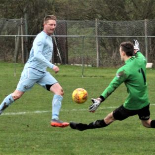 CLAY CROSS TOWN FC v ASKERN FC