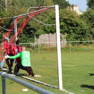 LINBY COLLIERY FC 0 v CLAY CROSS TOWN FC 1