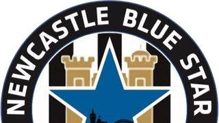 Percy Main v  Newcastle Blue Star, Saturday Sept 7th.