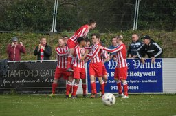 Holywell Town v Holyhead Hotspur - Saturday's Big Match Preview