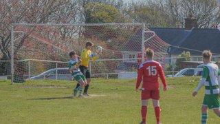 Holywell Town U19's 0  v 3 Brickfield Rangers U19's