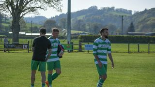 Guilsfield 0 v 0 Holywell Town