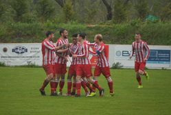 Wellmen round off season with a fine victory over Holyhead Hotspur.