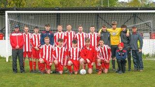Holywell Town U19's 4 v 1 Llay Welfare Colts