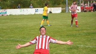 Preseason: Holywell Town 1 v 0 Caernarfon Town