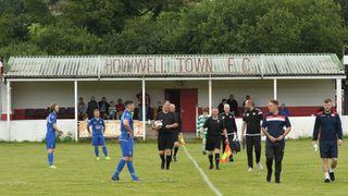 Preseason: Holywell Town 1 v 0 Cammell Laird 1907