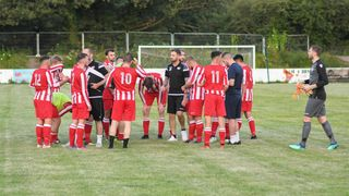 Preseason: Holywell Town 1 v 0 Greenfield FC