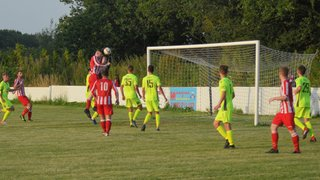 First team fall to defeat against Robins