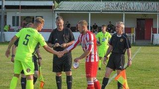 Preseason: Holywell Town 1 v 2 Wrexham FC Youth
