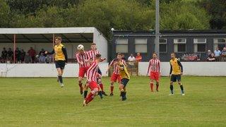 Preseason: Holywell Town 5 v 5 Llanrwst United