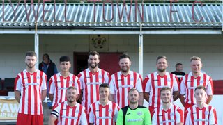 Holywell Town 13-0 Bradley Park - NEWFA Challenge Cup R1