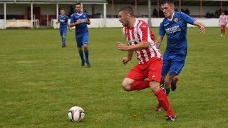 Friendly: Holywell Town 2 v 3 Llanrhaeadr YM FC