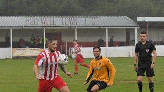 Holywell Town 0 v 0 Brymbo FC