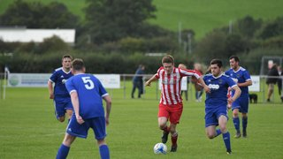 Ruthin Town Res 0 v 3 Holywell Town Res
