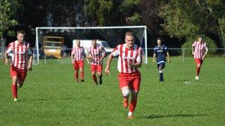 Rhos Aelwyd FC 0 v 0 Holywell Town