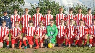 Flint Academy 0 v 0 Holywell Town U19's