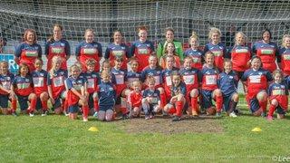 Preseason: Holywell Town Ladies v Wrexham FC Ladies