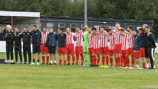 HolywellTownFC  1 v 2 Gresford Athletic