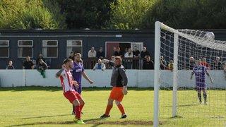 Holywell Town 4 v 0 Plas Madoc FC