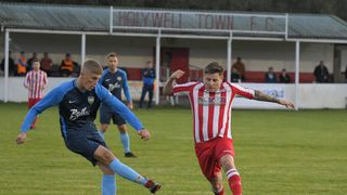 Holywell Town Res 5 v 0 Hawarden Rangers Res