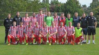 Hawarden Rangers 1 v 7 Holywell Town FC