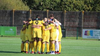 Heath Vs Ashford Utd - FA Trophy 29th Sept by Tony Sim