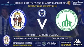 Semi Final Cup Action at Hanbury Tonight
