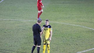 Heath Vs Hythe Town 12th Jan by Tony Sim