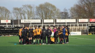 Heath Vs Cray Wanderers 23rd March 19 by Tony Sim