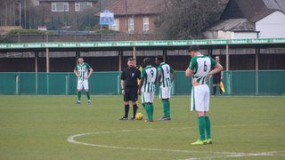 Heath Vs VCD Athletic 30th March by Tony Sim