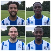 New Signings as the Squad takes Shape