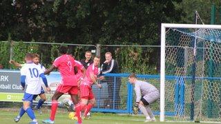 Heath Vs Hayes & Yeading Utd - FA Cup - by Tony Sim