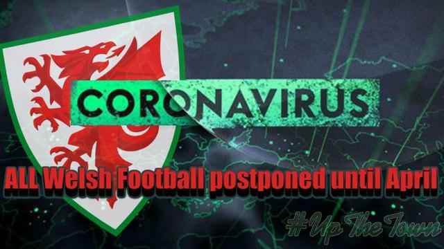 Corona Virus Welsh FA Update