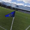 Aberdeen Sports Village on a match day