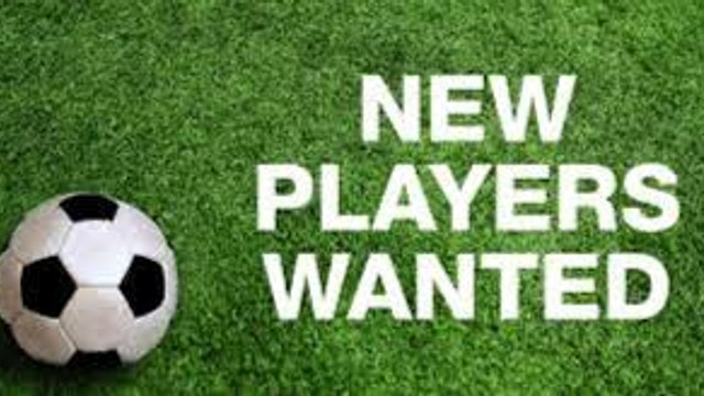 Seedfield U10's Recruiting