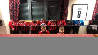 Rutherford under 8's