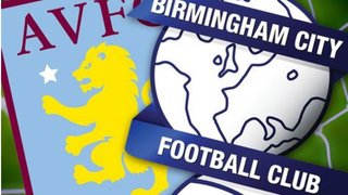 The Big Match - Villa v Blues